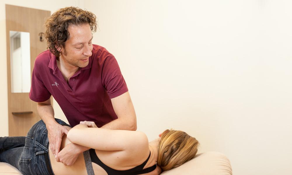 Fysiotherapie Breda West, Fysio Breda West, Fysiotherapeut, Breda West, manuele therapie
